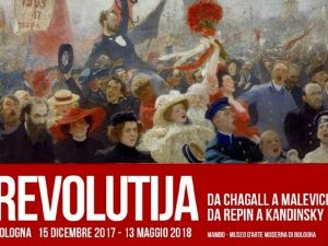 Mostra Chagall Bologna