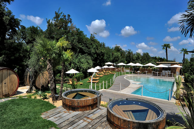 Welcome to relais bellaria hotel bologna official website - Piscina sogese san lazzaro ...