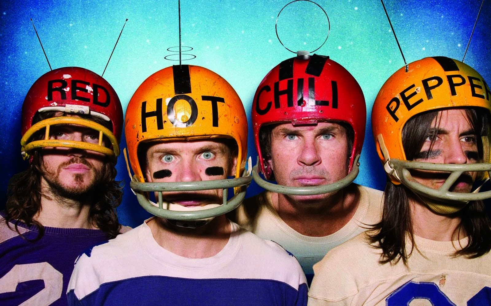 Red hot chili peppers have gone under some controversy due to fans complaining at the super bowl that fleas bass