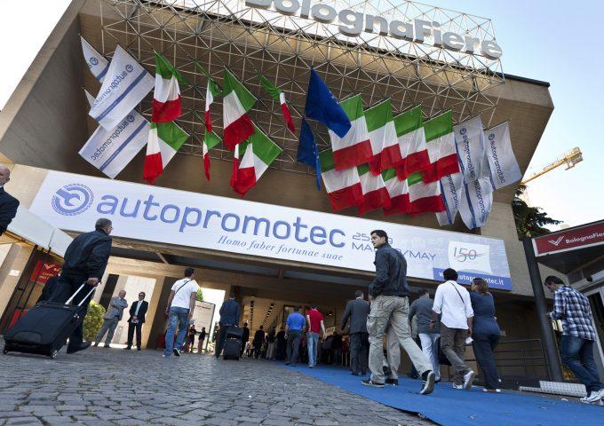 Autopromotec 2017- Bologna Fiera